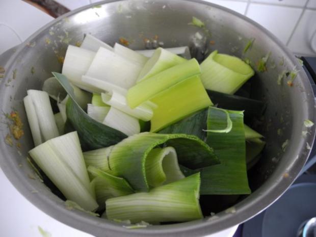 Vorräte :  Gemüse - Salz das  X-te - Rezept - Bild Nr. 10