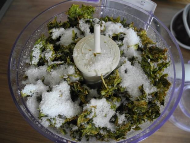Vorräte :  Gemüse - Salz das  X-te - Rezept - Bild Nr. 17
