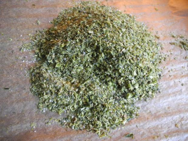 Vorräte :  Gemüse - Salz das  X-te - Rezept - Bild Nr. 19