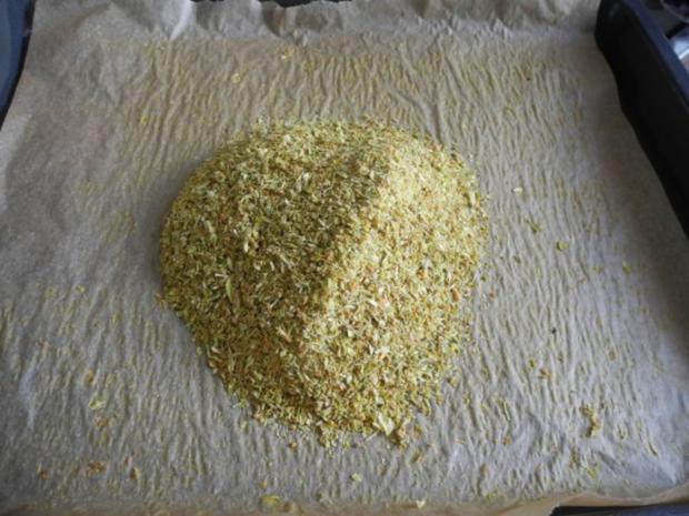 Vorräte :  Gemüse - Salz das  X-te - Rezept - Bild Nr. 23