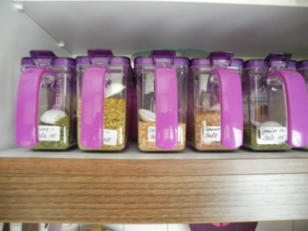 Vorräte :  Gemüse - Salz das  X-te - Rezept - Bild Nr. 26