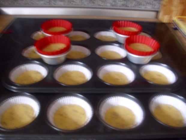 Stracciatella Muffins - Rezept - Bild Nr. 6