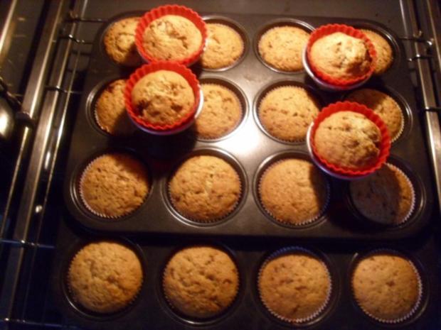 Stracciatella Muffins - Rezept - Bild Nr. 7