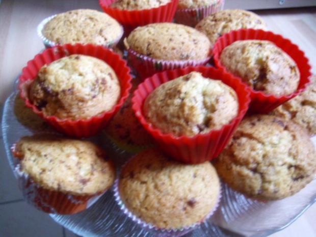 Stracciatella Muffins - Rezept - Bild Nr. 8