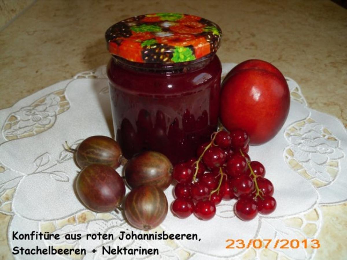 36 Rote Johannisbeer Rezepte Kochbarde