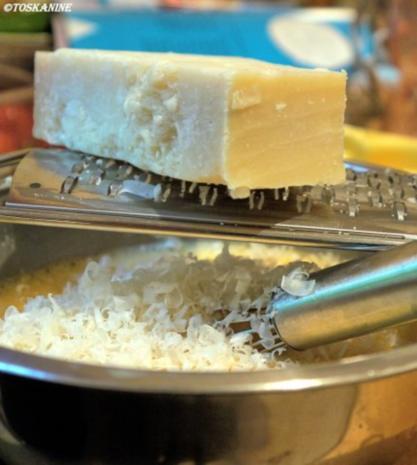 Baguette-Tomaten-Auflauf mit Parmesan-Guss - Rezept - Bild Nr. 9