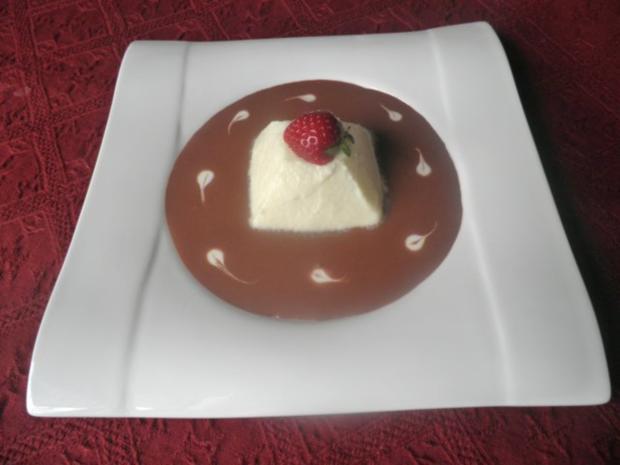 Weiße Schokoladen - Mousse ... - Rezept - Bild Nr. 4