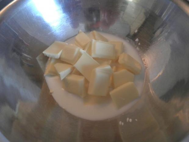 Weiße Schokoladen - Mousse ... - Rezept - Bild Nr. 5