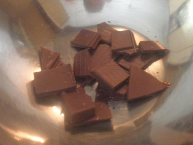 Weiße Schokoladen - Mousse ... - Rezept - Bild Nr. 15