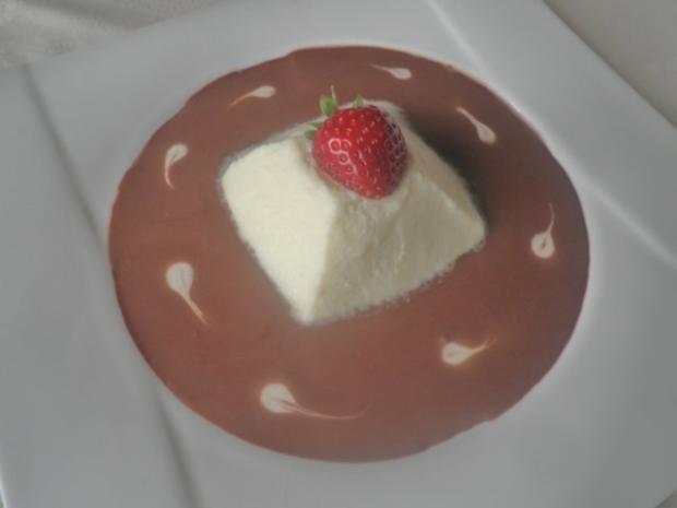 Weiße Schokoladen - Mousse ... - Rezept - Bild Nr. 21