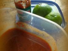 Grill-Marinade mit Tamarindenpaste - Rezept