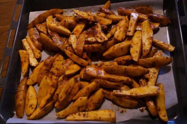 Steakhouse Pommes - Rezept - Bild Nr. 2