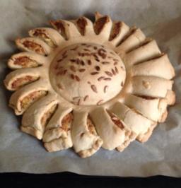 "Rezept: ""Sonnen-Pie"""
