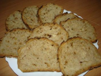 Rezept: Zwiebel-Roggen-Mischbrot