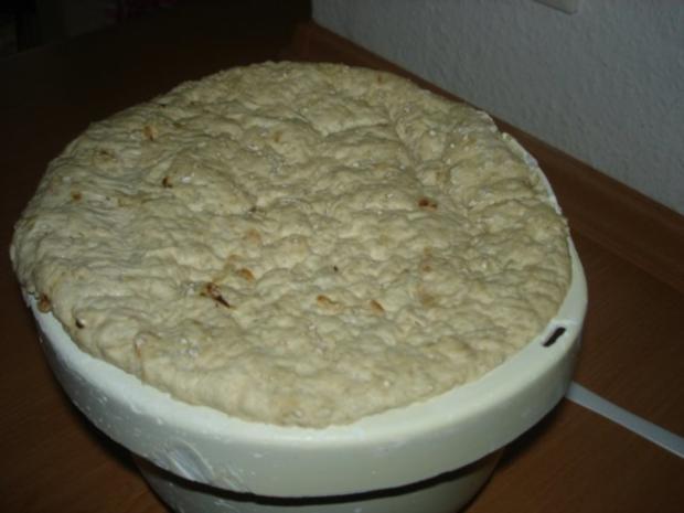 Zwiebel-Roggen-Mischbrot - Rezept - Bild Nr. 4