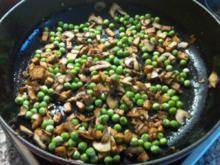 Tortellini mit Tofu & Champignons - Rezept