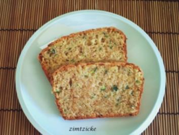 Zucchinikuchen - Rezept