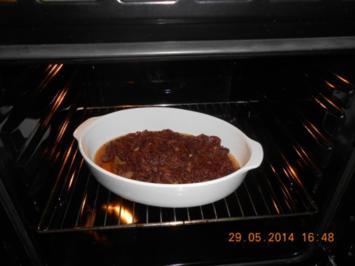 Schweinenackensteaks mit süssen Rotweinzwiebeln - Rezept