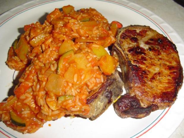 Gemüseeintopf nach Kroatischer art - Rezept