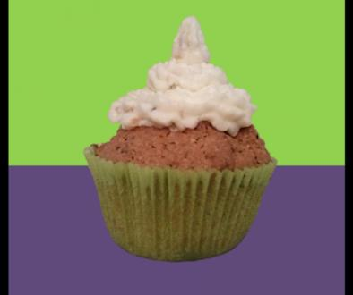 Haselnuss Cupcakes - Rezept