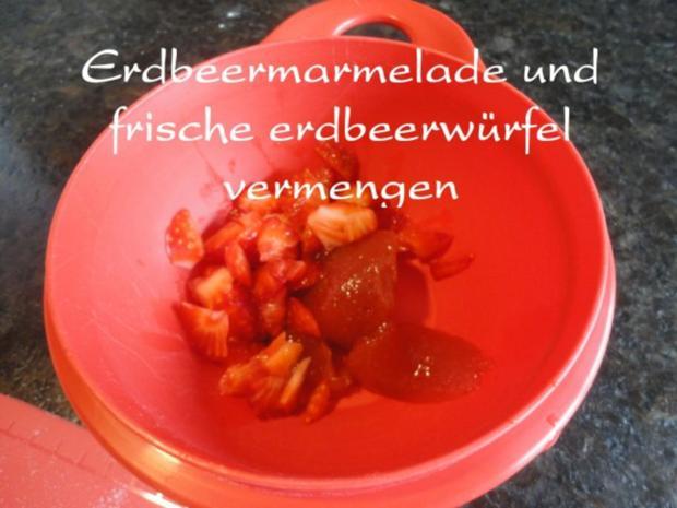 Polsterzipfel mit Erdbeer Fülle - Rezept - Bild Nr. 7