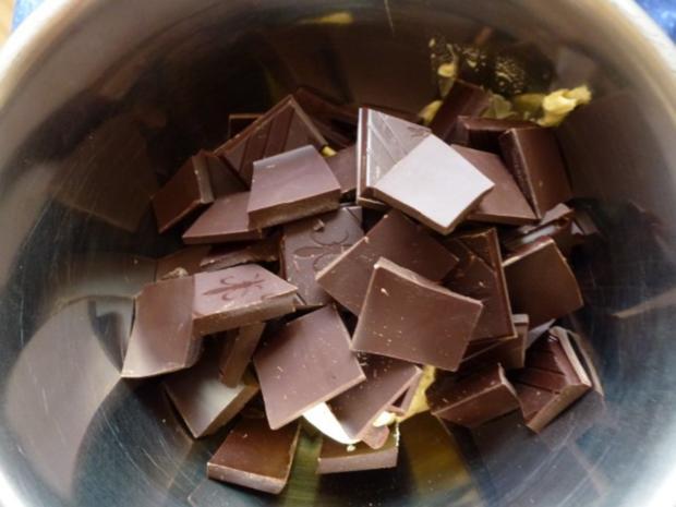 Schokoladenküchlein mit flüssigem Kern - Rezept - Bild Nr. 4