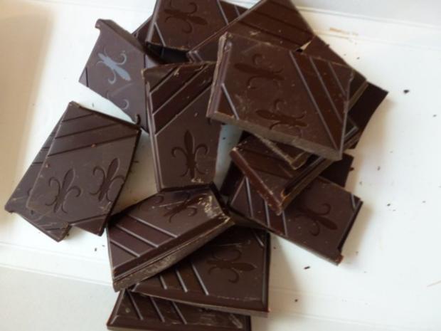 Schokoladenküchlein mit flüssigem Kern - Rezept - Bild Nr. 6