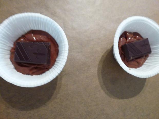 Schokoladenküchlein mit flüssigem Kern - Rezept - Bild Nr. 15