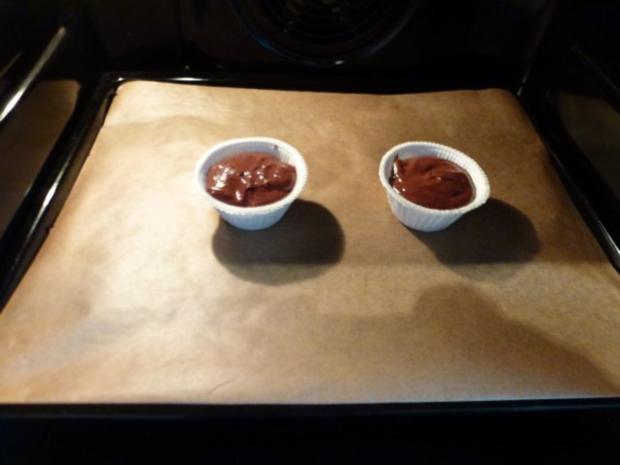 Schokoladenküchlein mit flüssigem Kern - Rezept - Bild Nr. 17