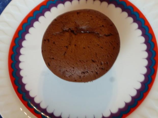 Schokoladenküchlein mit flüssigem Kern - Rezept - Bild Nr. 19