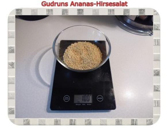 Frühstück: Ananas-Hirse-Frühstück - Rezept - Bild Nr. 2