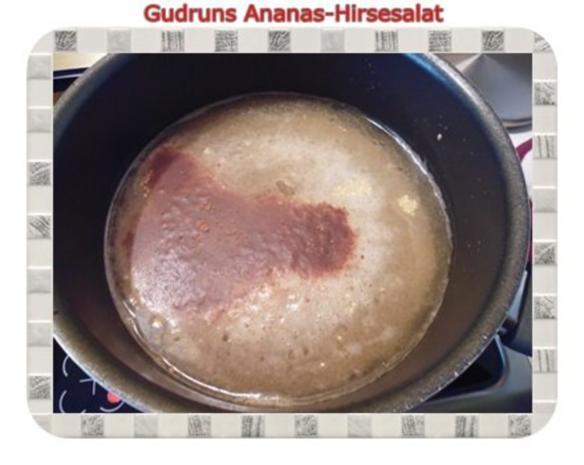 Frühstück: Ananas-Hirse-Frühstück - Rezept - Bild Nr. 3