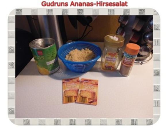 Frühstück: Ananas-Hirse-Frühstück - Rezept - Bild Nr. 4