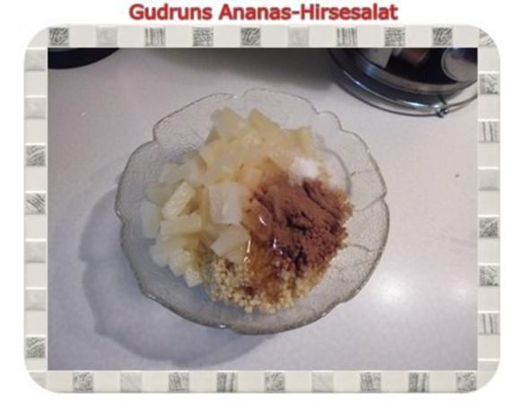 Frühstück: Ananas-Hirse-Frühstück - Rezept - Bild Nr. 5