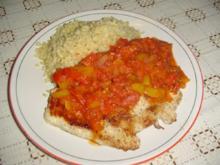 Ebly mit Pute und Gemüse - Rezept