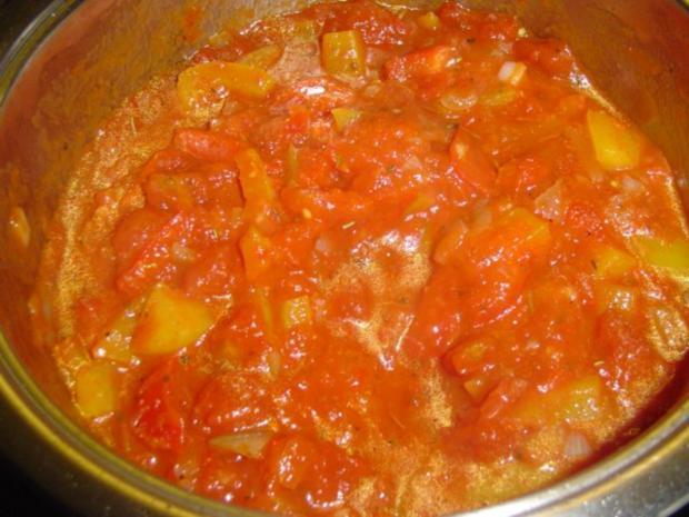Ebly mit Pute und Gemüse - Rezept - Bild Nr. 5