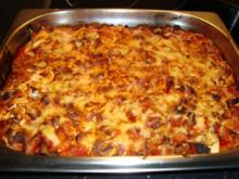 Hack-Gemüse-Lasagne - Rezept