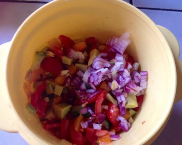 Avocado Salat - Rezept - Bild Nr. 6