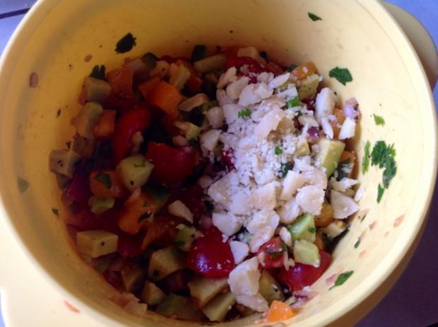 Avocado Salat - Rezept - Bild Nr. 8