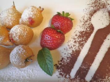 Erdbeeren ... - Rezept
