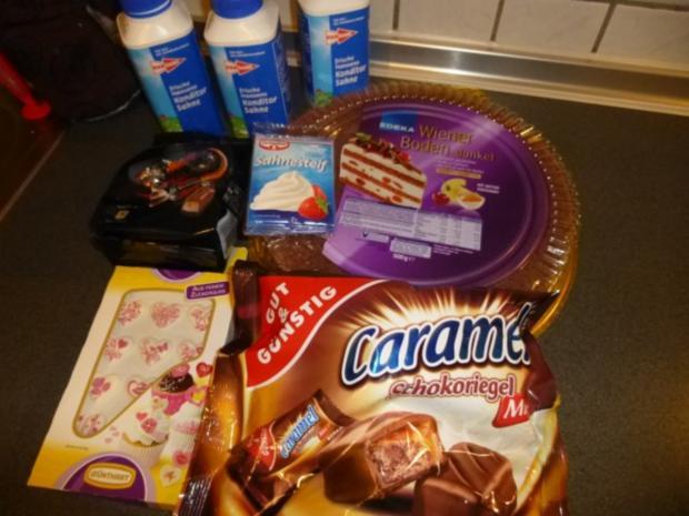 Mars Torte Rezept Mit Bild Kochbar De