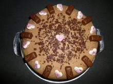 Mars-Torte - Rezept