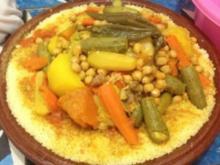 Couscous - Rezept
