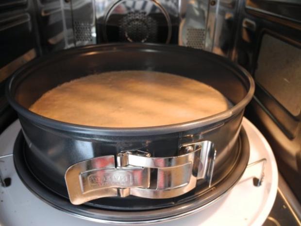 Vegan : Erdbeer - Pudding - Kuchen - Rezept - Bild Nr. 10