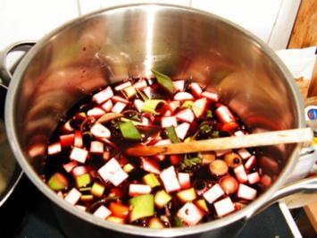 Rezept: Mein Sauerbraten mit Rotwein