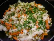 Reispfanne ! - Rezept