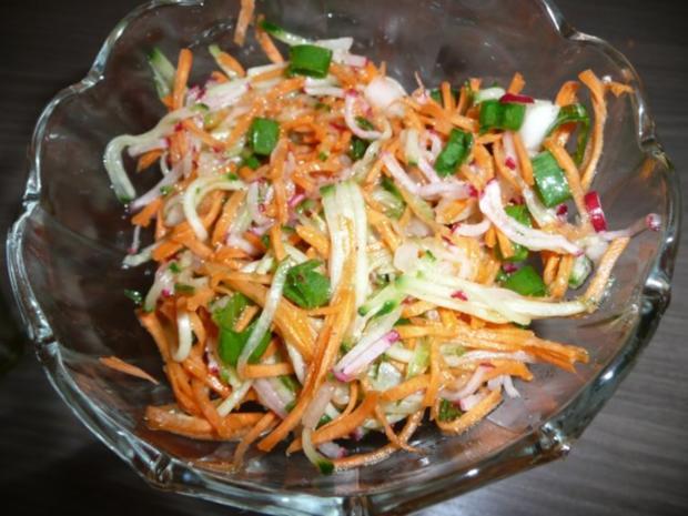Grillparty : Hirtenspieße & diverse Salate ! - Rezept - Bild Nr. 10