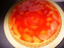 Ein schneller Obstkuchen - Rezept