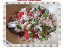 Salat: Bulgursalat - Rezept