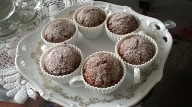 Schoko-Traum-Muffins ala Rosenlicht - Rezept